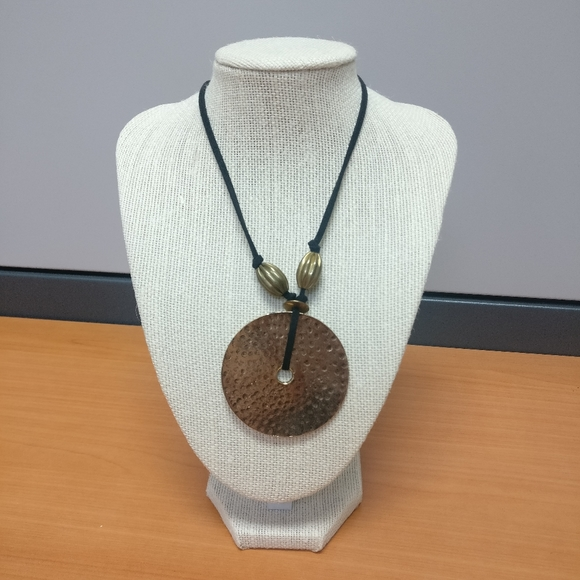 🆕 Circle long necklace